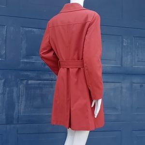 London Fog Vintage Maincoat (Parliament Plush)